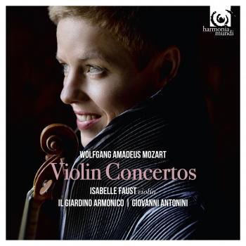 Cover Mozart: Violin Concertos