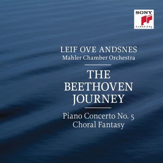 Cover The Beethoven Journey - Piano Concerto No.5 'Emperor' & Choral Fantasy