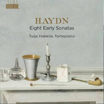 Cover Haydn: 8 Early Sonatas