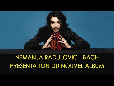Video Nemanja Radulovic - Bach - EPK