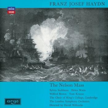 Cover Haydn: Nelson Mass / Vivaldi: Gloria in D / Handel: Zadok the Priest