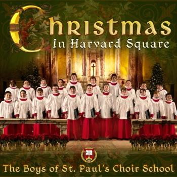 Cover Christmas In Harvard Square