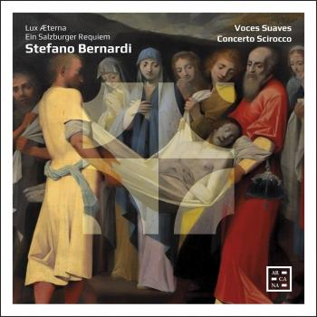 Cover Bernardi: Lux Æterna. Ein Salzburger Requiem