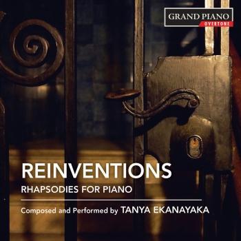 Cover Ekanayaka: Reinventions – Rhapsodies for Piano