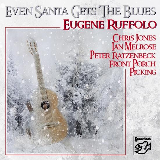 Cover Even Santa Get's The Blues