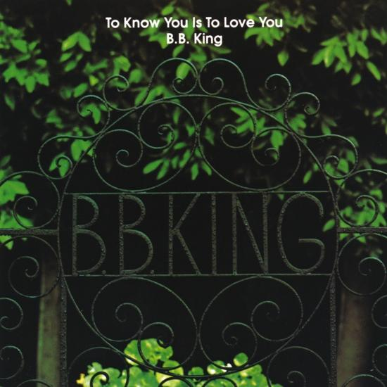 Cover To Know You Is To Love You (2015 Remaster)