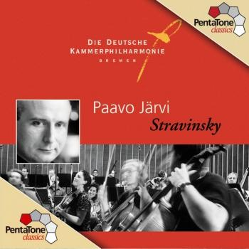 Cover Stravinsky: Grand Suite From Histoire Du Soldat / Dumbarton Oaks Concerto