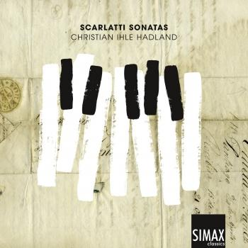 Cover Christian Ihle Hadland Plays Domenico Scarlatti