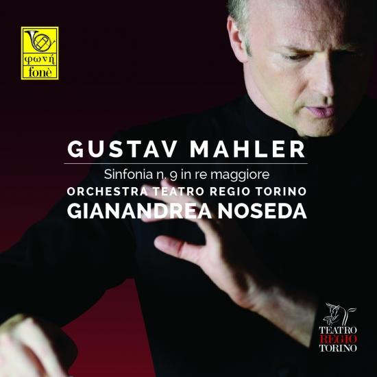 Cover Gustav Mahler Sinfonia no.9 in re maggiore