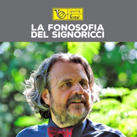 Cover La Fonosofia Del Signoricci