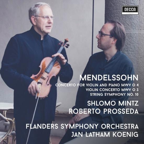 Cover Mendelssohn: Violin Concertos (Remastered)