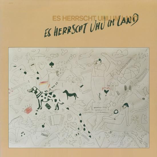 Cover Es herrscht Uhu im Land (Remastered)
