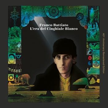 Cover L'Era Del Cinghiale Bianco (40th Anniversary Remastered Edition)