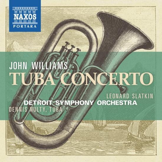 Cover John Williams: Tuba Concerto