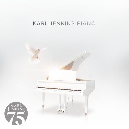 Cover Karl Jenkins: Piano