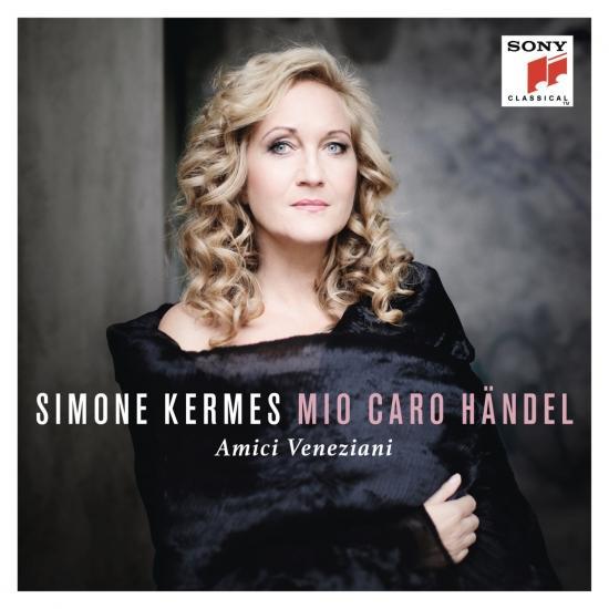 Cover Mio caro Händel