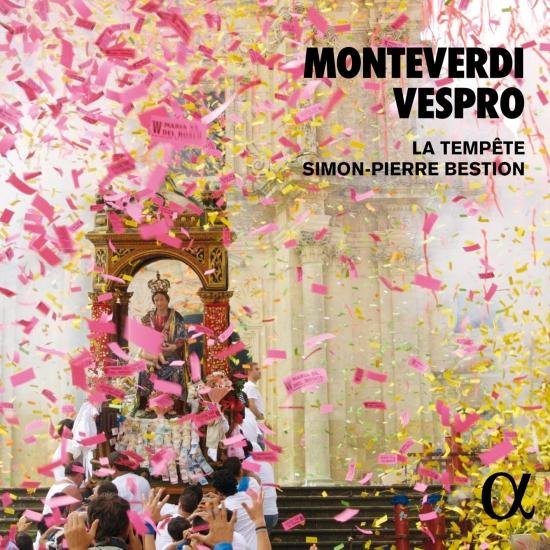 Cover Monteverdi: Vespro