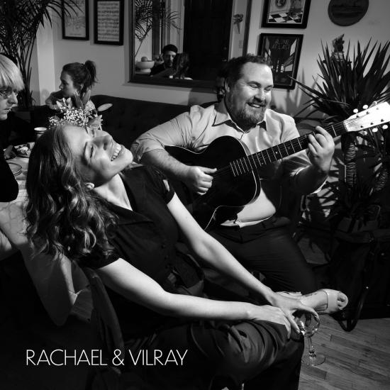 Cover Rachael & Vilray