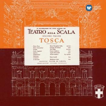 Cover Puccini: Tosca (1953 - de Sabata) - Callas Remastered
