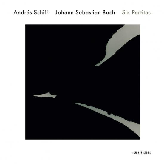 Cover Johann Sebastian Bach: Six Partitas, BWV 825-830