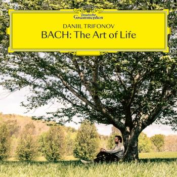 Cover BACH: The Art of Life