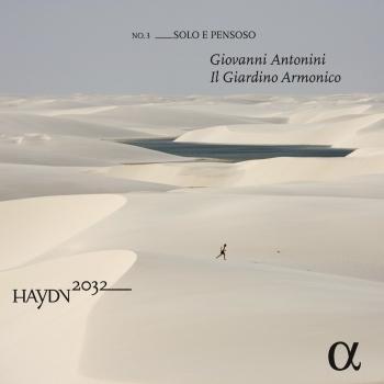 Cover Haydn 2032, Vol. 3: Solo e pensoso