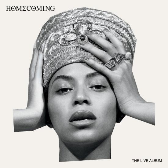 Cover HOMECOMING: THE LIVE ALBUM