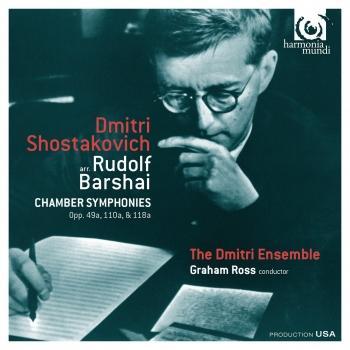 Cover Shostakovich - Barshai: Chamber Symphonies