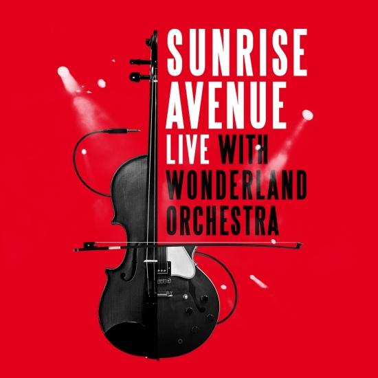 Cover Live With Wonderland Orchestra