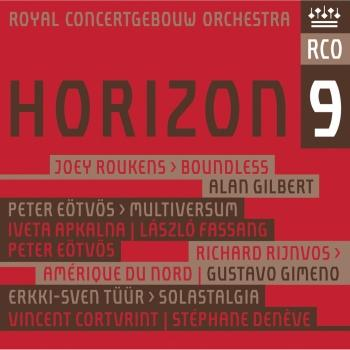 Cover Horizon 9 (Live)