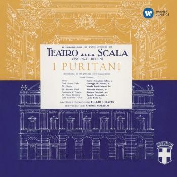 Cover Bellini: I puritani (1953 - Serafin) - Callas Remastered