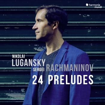 Cover Rachmaninov: 24 Preludes