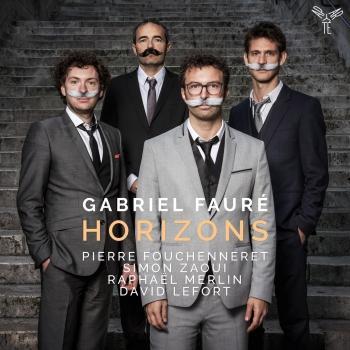 Cover Gabriel Fauré: Horizons