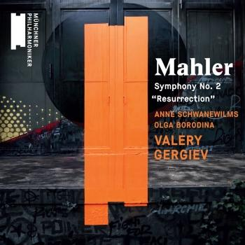 Cover Mahler Symphony No. 2, 'Resurrection'