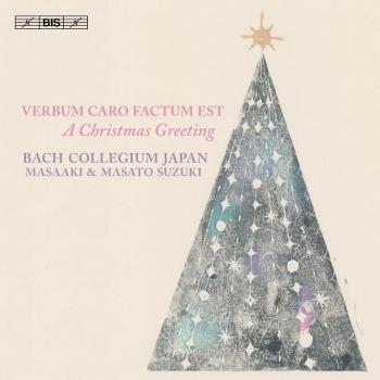 Cover Verbum caro factum est: A Christmas Greeting