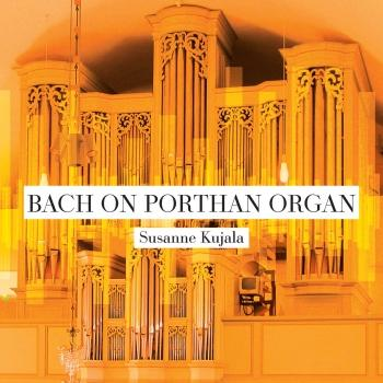 Cover Bach on Porthan Organ