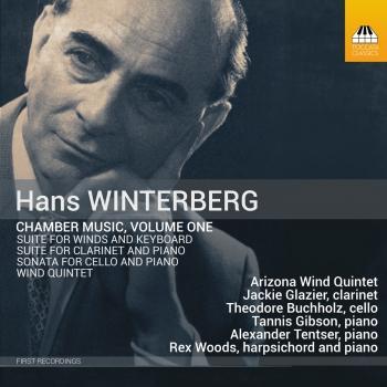 Cover Winterberg: Chamber Music, Vol. 1