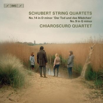 Cover Schubert: String Quartets Nos. 14 & 9