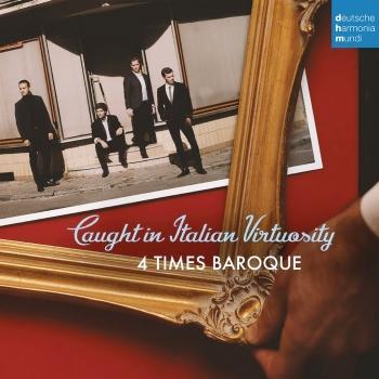 Cover Caught in Italian Virtuosity