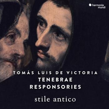 Cover Victoria: Tenebrae Responsories