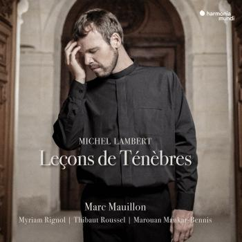 Cover Lambert: Leçons de Ténèbres des Mercredi, Jeudi et Vendredi saints