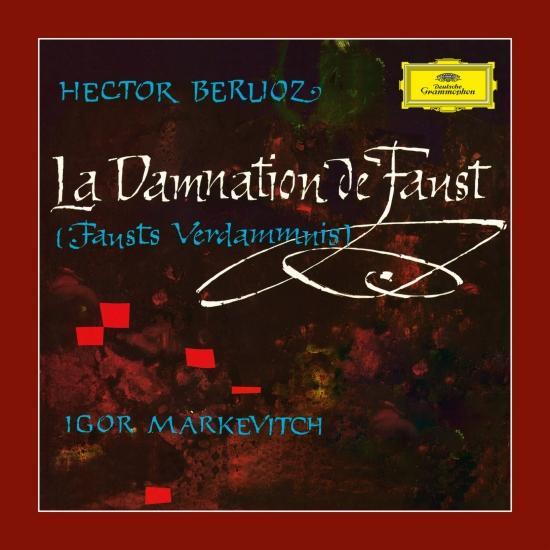 Cover Berlioz: La Damnation de Faust (Remastered)