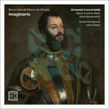 Cover Imaginario: De un libro de música de vihuela