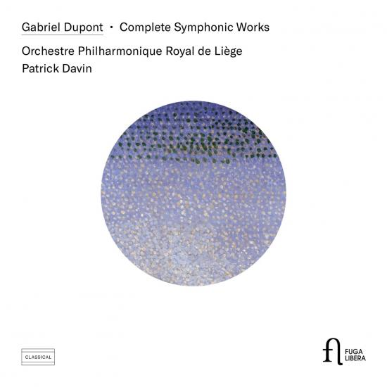 Cover Dupont: Complete Symphonic Works