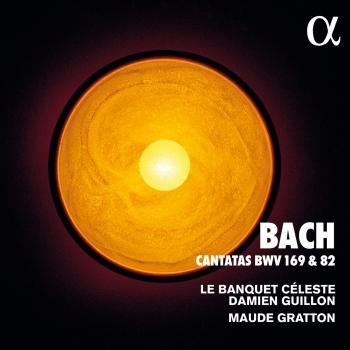 Cover Bach: Cantatas BWV 169 & 82