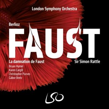 Cover Berlioz: La damnation de Faust