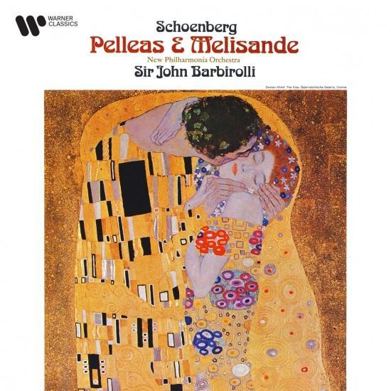 Cover Schoenberg: Pelleas und Melisande, Op. 5