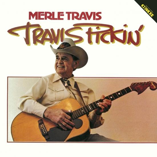 Cover Travis Pickin' (Remastered)