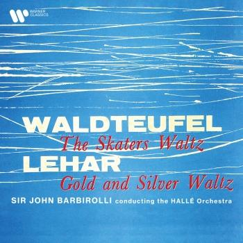 Cover Waldteufel: The Skaters Waltz, Op. 183 - Lehár: Gold and Silver Waltz, Op. 79