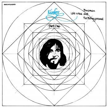 Cover Lola Versus Powerman and the Moneygoround, Pt. 1 (Deluxe)